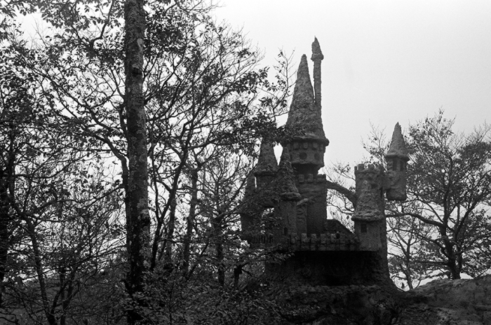 The Wicked Witch's castle. No flying monkeys to be found, unfortunately.