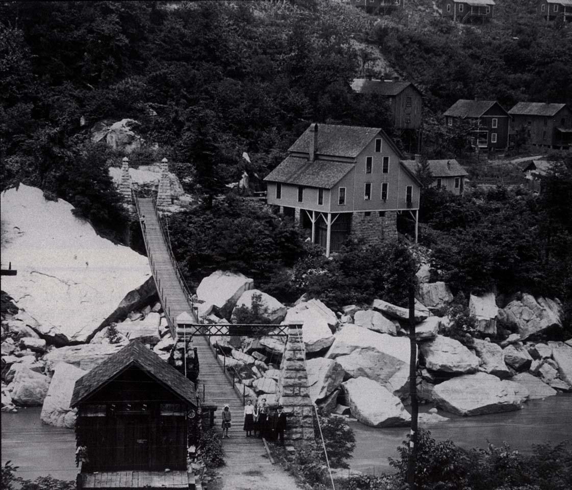 West Virginia Ghost Towns (Part 1): Nuttallburg