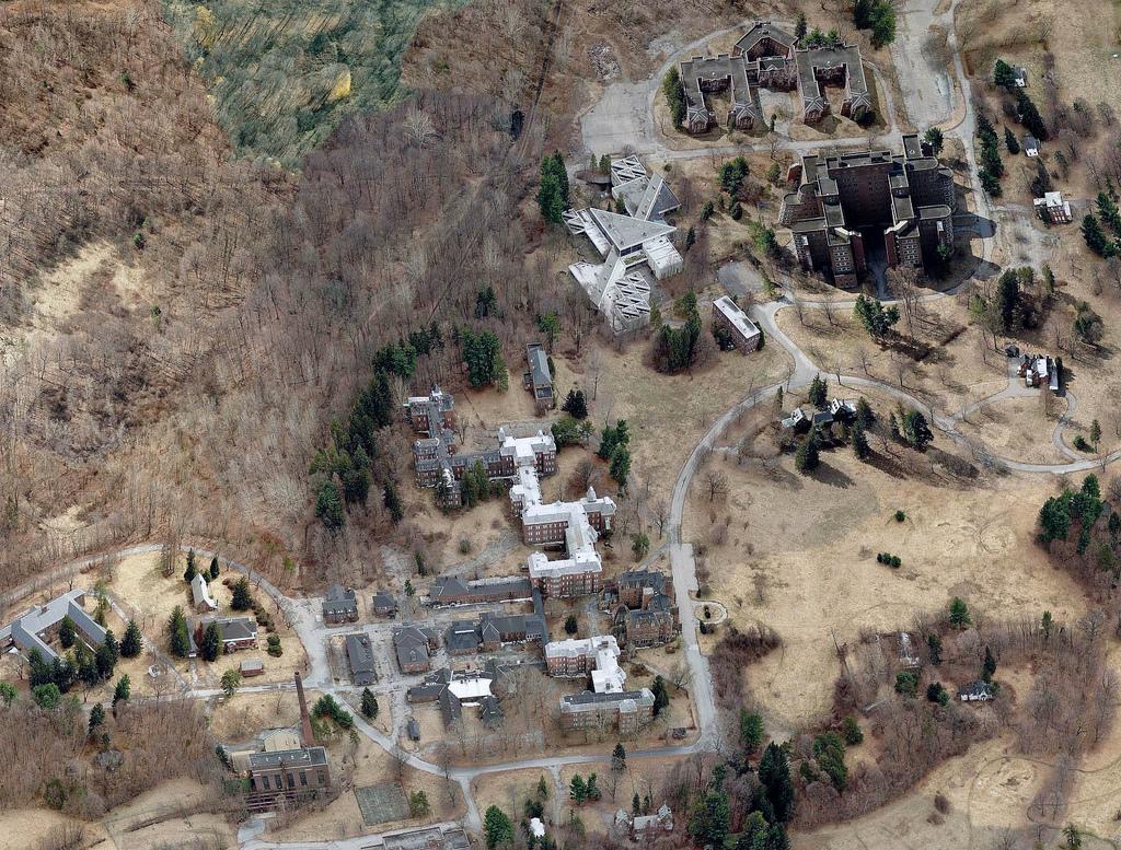 Hudson River State Hospital Minsky S Abandoned
