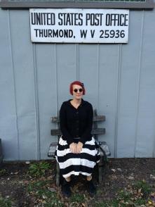 Thurmond, WV - Population October, 2015: 7